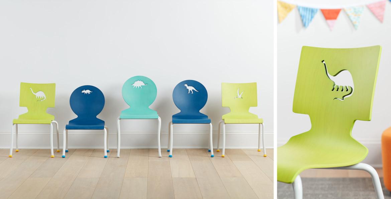 Zoon Chair Cutouts