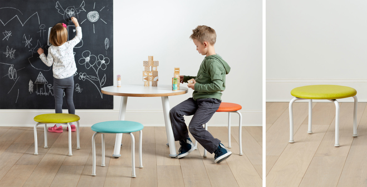 Zoon Stool and Table